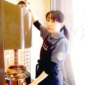 珈琲焙煎工房 函館美鈴 浜田山店 店長 後口さん
