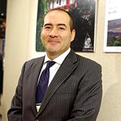 サンティアゴ・パルド FNC東京事務局長