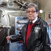 珈琲の遠山 代表取締役 遠山克利さん